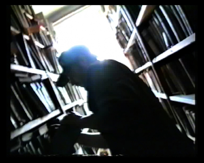 Library Paranoia (1997) video still